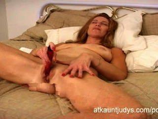 Christina carter bondage model