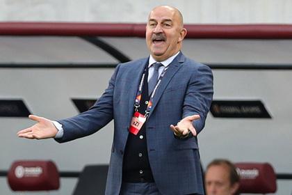 Черчесов назвал условие выхода сборной России навысокий уровень