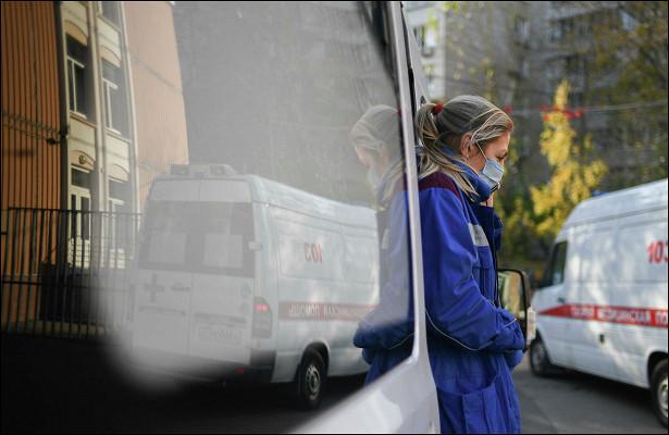 ВМоскве показатели смертности отCOVID сократились посравнению ссентябрем