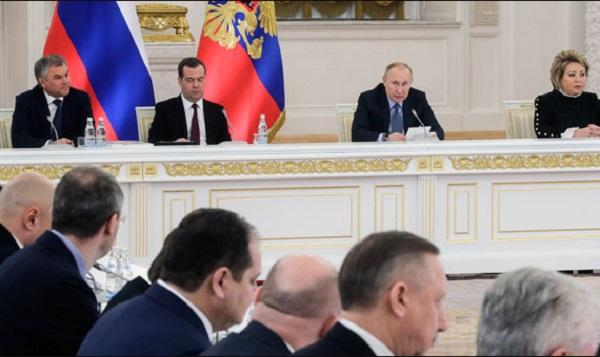 Российская политика получит собственный генштаб