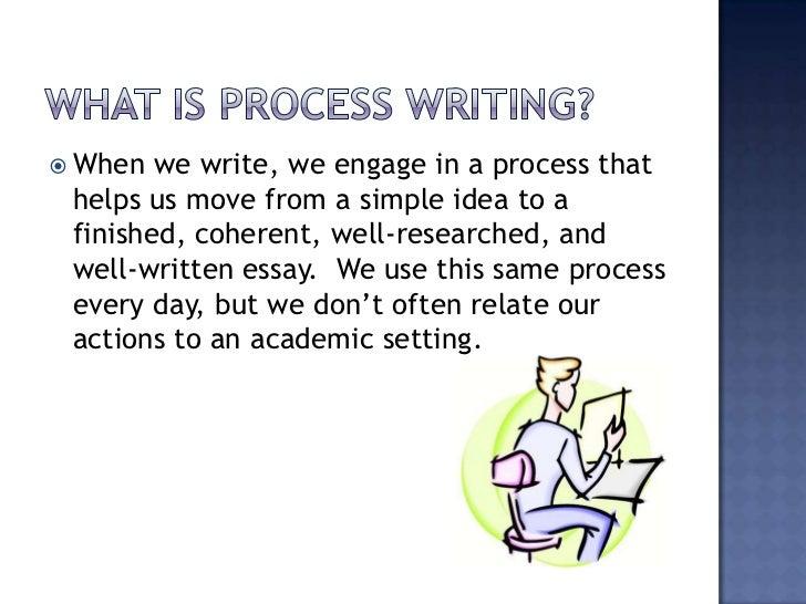 LEO Writing a Process Essay - leostcloudstateedu