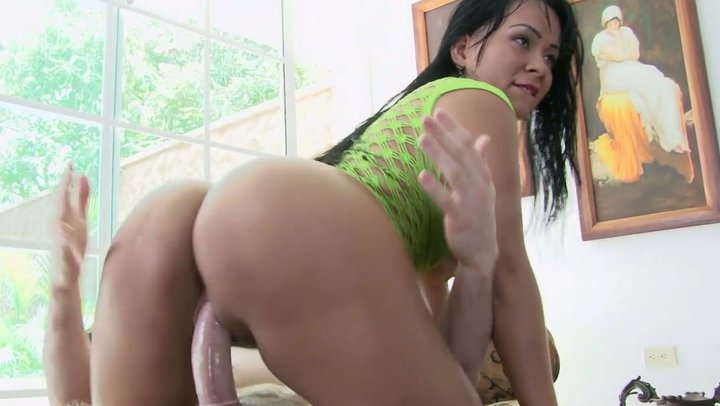 Addison cane creampie surprise
