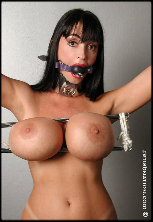 Very Mature big tits bondage excellent words