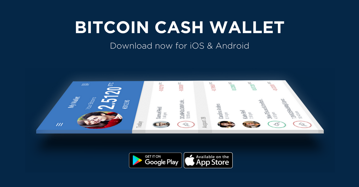 bitcoin android wallet bitcoin cash