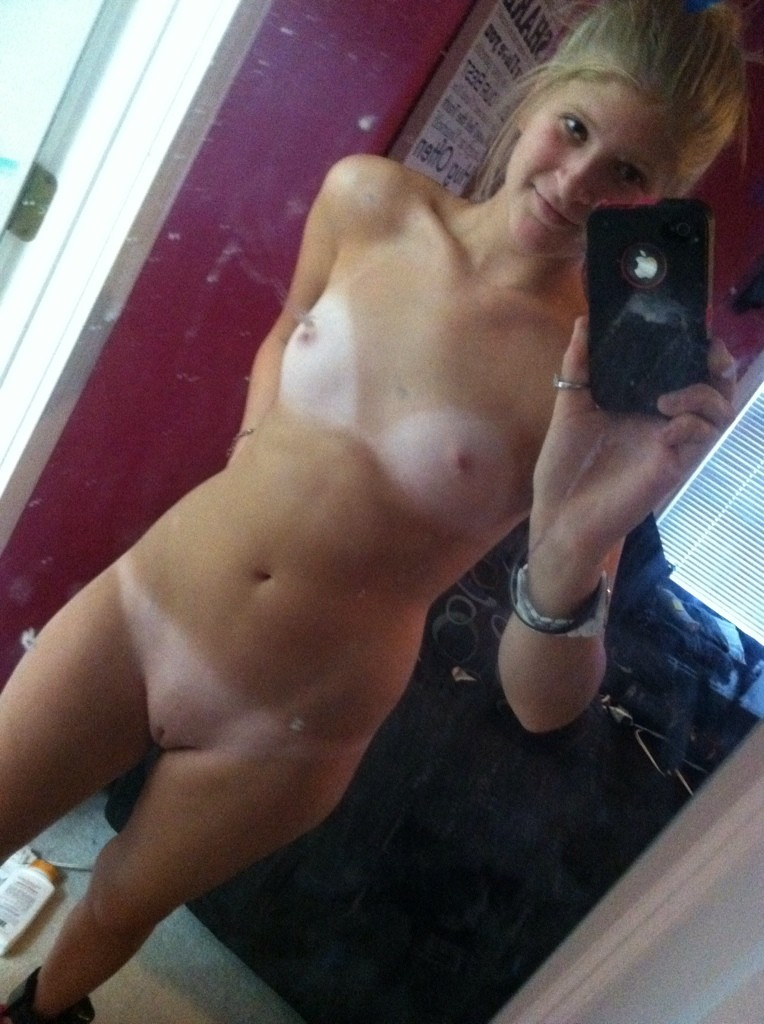 on phone pictures found Nude lost cell