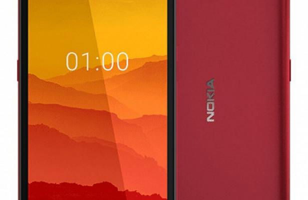 Nokia привезёт вРоссию один изсамых дешёвых смартфонов 2020 года