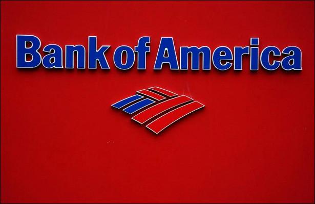 Чистая прибыль Bank ofAmerica упала почти вдвое