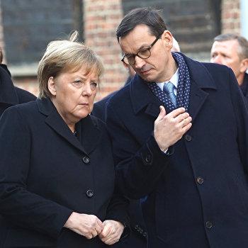 Реальный кнут ипризрачный пряник. Польша убеждает Германию отказаться от«Северного потока— 2»