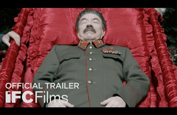 Впрокат выходит чёрная комедия «Смерть Сталина»