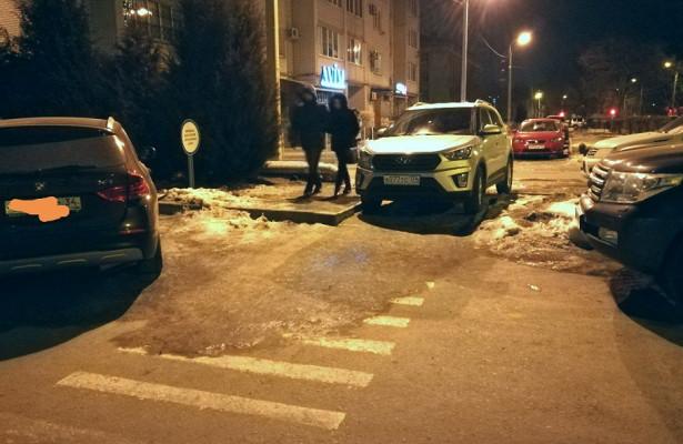 «Япаркуюсь как…»: волгоградские водители пошли ватаку натротуары