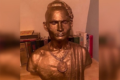 Моргенштерну поставили памятник вПетербурге