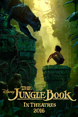 The Jungle Book (2016) Watch Online Free Download
