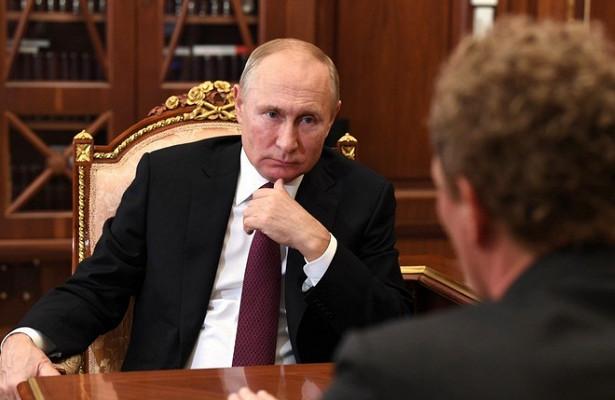 Журналист развеял слухи опроблемах создоровьем Путина