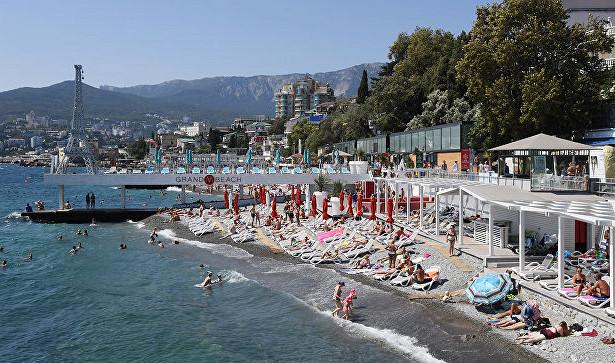 Чтомешает пляжам Крыма быть лучшими иктовиноват
