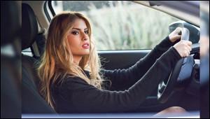 Какженщины-водители обманывают инспекторов ГИБДД