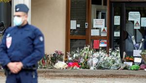 Вделе убийства учителя подПарижем новые обвиняемые