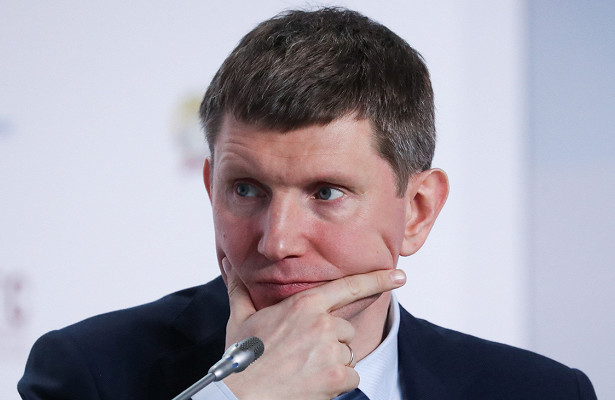Решетников считает снижение рубля причиной роста ценнапродукты