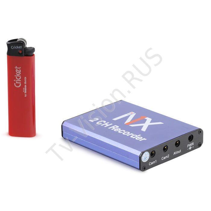 Двухканальные автомобильные видеорегистраторы