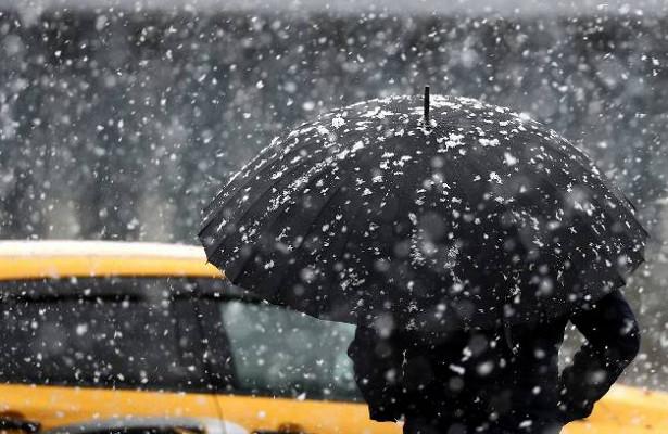 Оценена вероятность выпадения снега вМоскве