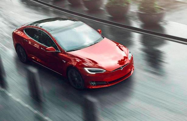 Автомобили Tesla получат модем 5Gирежим точки доступа