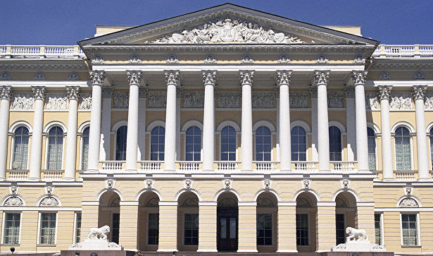 Выставка работ Петрова-Водкина открывается вРусском музее
