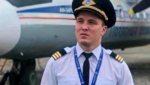 Смерть пилота сперерезанным горлом объяснили