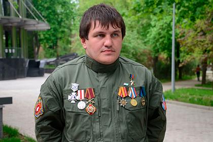 ВАбхазии задержали известного ветерана войны вДонбассе