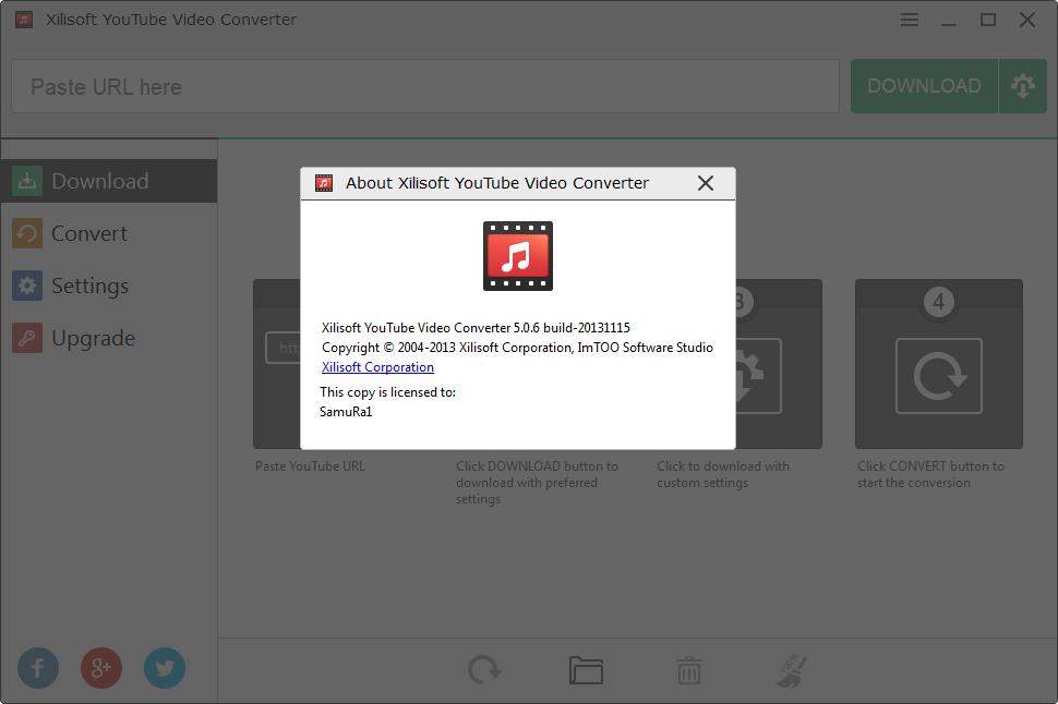 Xilisoft Video Converter Ultimate 788 Serial 2015 Crack