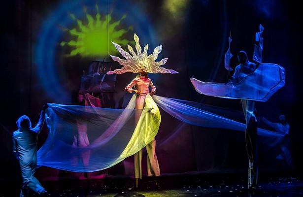Москвичи открыли мируниверситетских театров