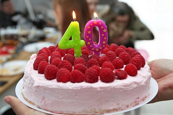 Почему многие неотмечают 40лет