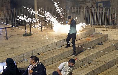 Глава МИДГермании призвал кдеэскалации вВосточном Иерусалиме