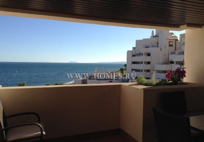 Квартиры на побережье испании