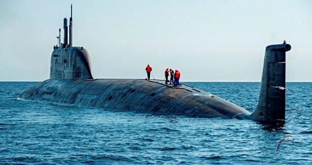 Атомная подлодка «Казань» 7маявойдет всостав ВМФ