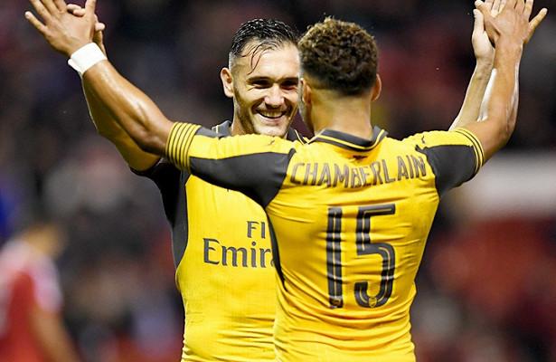 Кубок лиги: Лукас Перес проложит себе путь воснову «Арсенала»