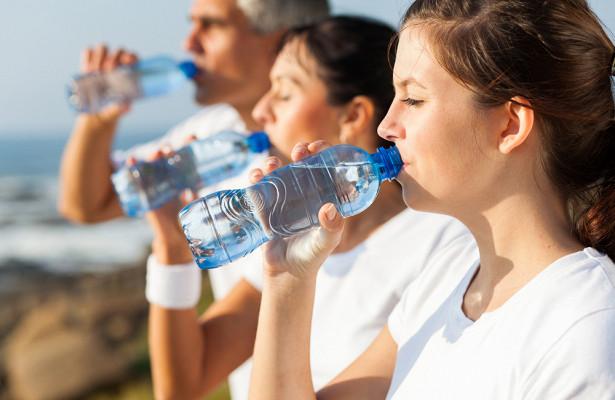 Когда насамом деле можно пить воду