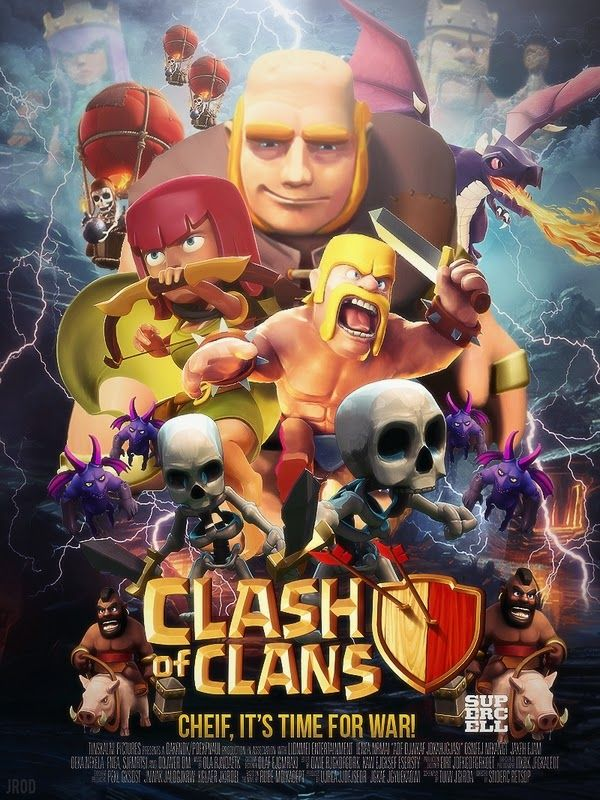 Download Guide for Clash of Clans CoC Latest Version