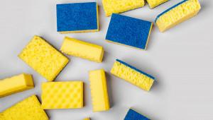 Какиспользовать губку дляохлаждения продуктов
