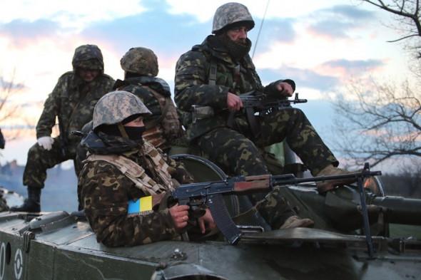 «Нанести удары»: Украина готова захватить Донбасс