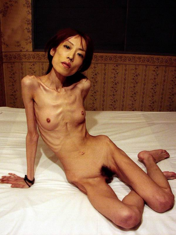 Anorexic Hot Nude Girls - Skinny and skeletal babes in porn videos -  Nu-Bay.com
