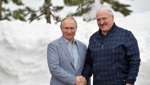 Лукашенко раскрыл детали переговоров сПутиным вСочи