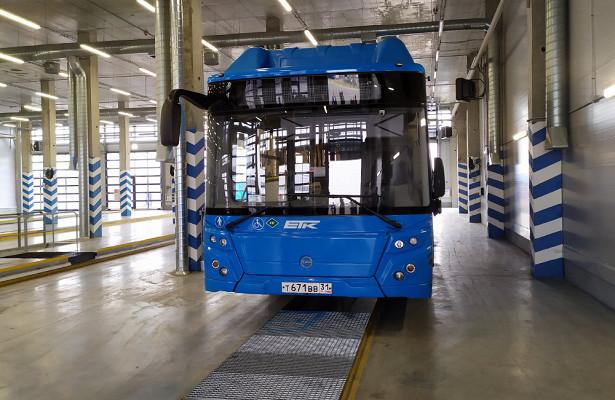 ВРоссии станут курсировать «умные» автобусы