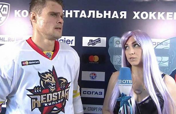«Огонь» вКХЛ! Хоккеисты видят фею, Разина меняют наКрикунова