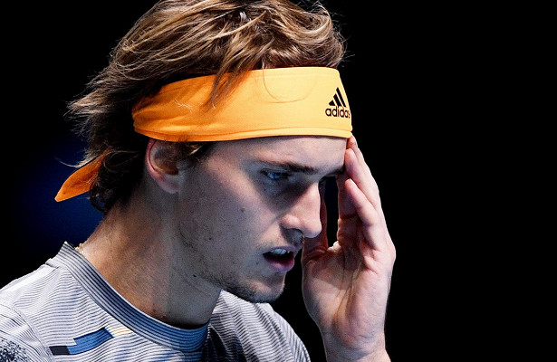 Теннисиста Зверева обвинили вдомашнем насилии
