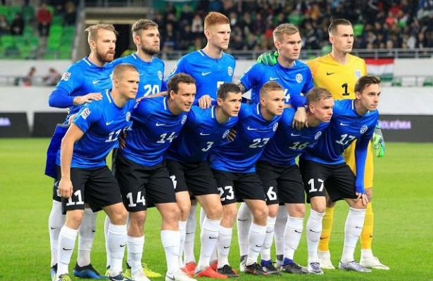 Эстонцы забили всобственные ворота