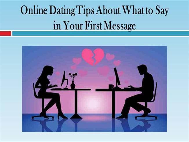 Online dating what to say in first email