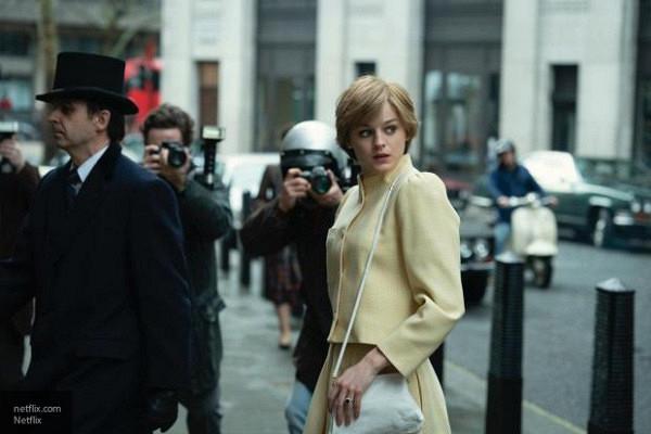 Netflix показал кадры нового сезона «Короны» окоролеве Елизавете II