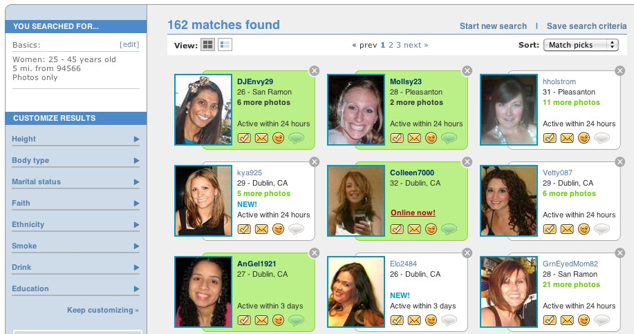 Free online dating sites apps