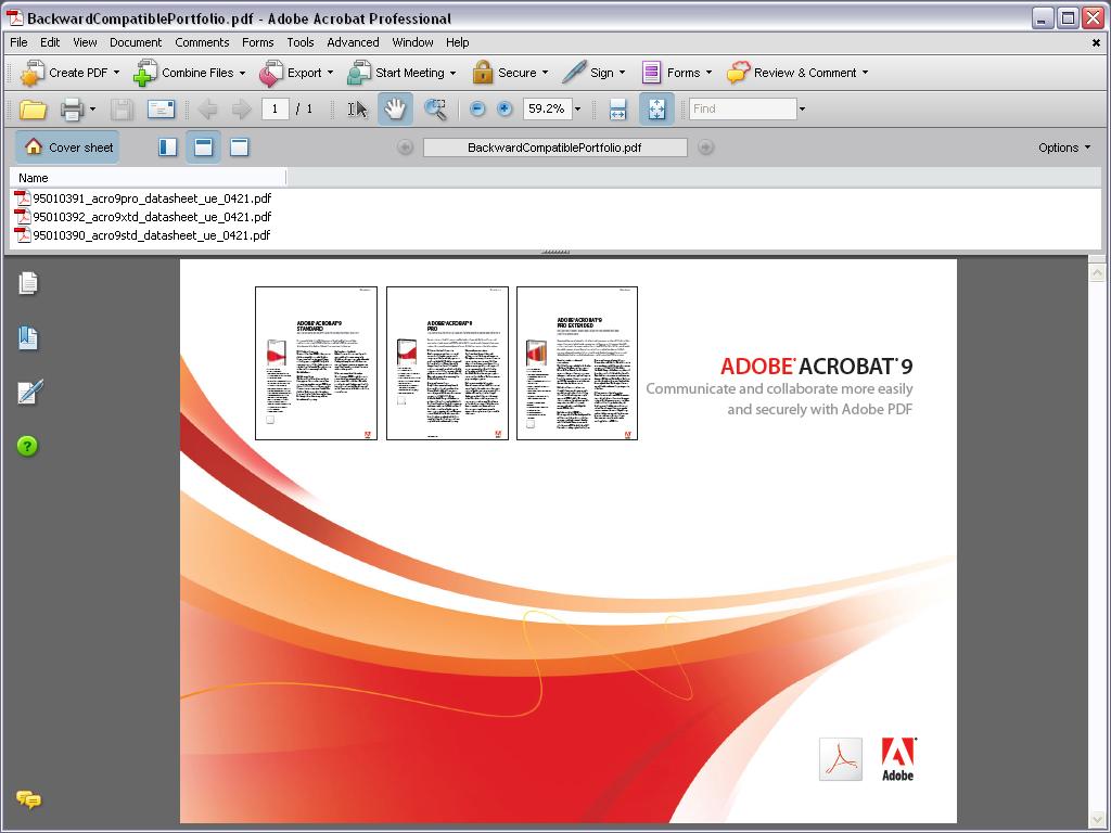 PDF reader, PDF viewer - Adobe Acrobat Reader DC