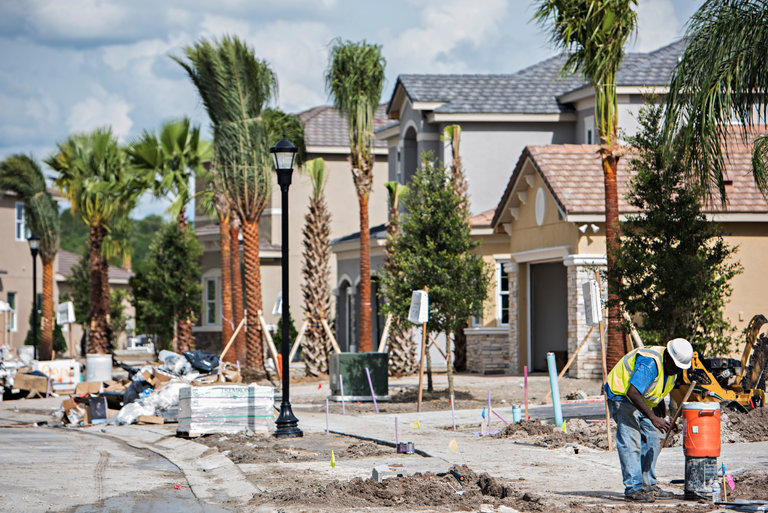 Tampa construction loans