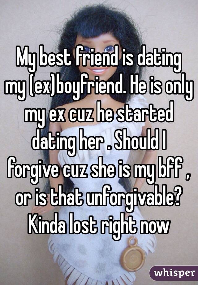 Rules on dating your best friend's ex